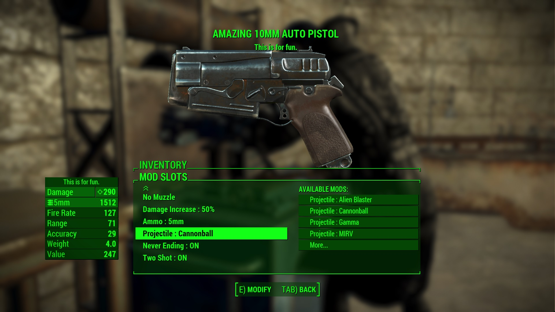 Amazing Items Fallout 4 Mods Do you know how to speed up loading time in fallout 4? amazing items fallout 4 mods
